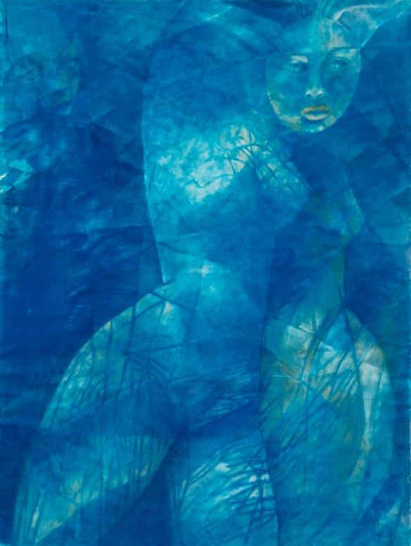 Venus mit Maske (3. Version) 2013-2014